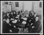 [New York Board of Regents meeting from the Kenneth B. Clark papers]