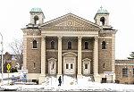 Former St. Nicholas Greek Church, now The Willing Heart Community Center. 555 Martin Luther King Blvd., Newark