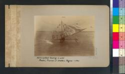 Native sailboat heading in wind : Bacolod, Province of Western Negros -- 1901