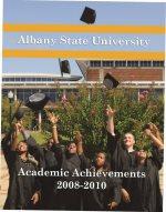 Academic Achievements 2008-2010