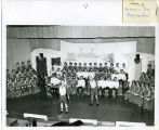 Sullivan High School 1957 Minstrel Show, Sullivan, Indiana
