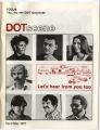 DOT Scene, April/May 1977, Minnesota Department of Transportation, St. Paul, Minnesota