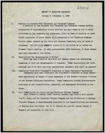 NAACP Report of Executive Secretary, October 3rd thru November 7th, 1962