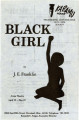 """""""Black Girl"""""""