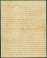 Will of Thomas Brown of Montgomery County, Alabama.