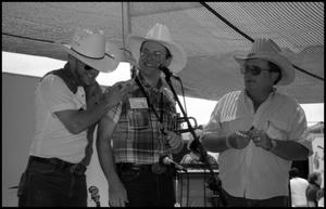 Bill Smallwood and the Jazz Cowboys 19th Annual Texas Folklife Festival