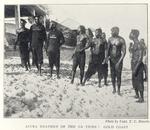 Accra boatmen of the Ga tribe: Gold Coast