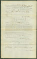 Receipt of payment from the State of Alabama to 3rd Lieutenant J. J. Winston of the Eutaw Rifles.