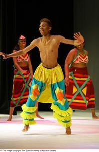 Weekend Festival of Black Dance Photograph UNTA_AR0797-182-036-0962