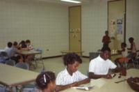 Kids at Fourteenth Street Community Center