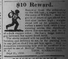$10 Reward.