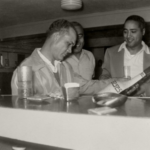 21. 1940s, Merle McCurdy and Norman Minor