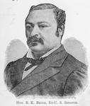Hon. B.K. Bruce, ex-U.S. senator