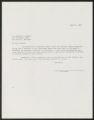 Francis Stuart Harmon correspondence
