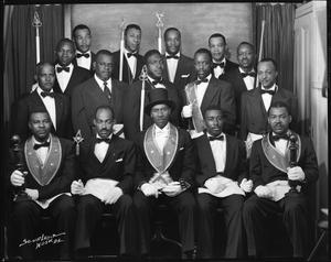 Arlington Lodge #58 (Masons), July 9, 1955 [cellulose acetate photonegative]