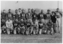 Phyllis Wheatley football team gearing up for a Thanksgiving Day game against Hallie Q. Brown held at Hamline University, St. Paul.