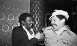 Reynaldo Rey at Night Club, Los Angeles, 1983