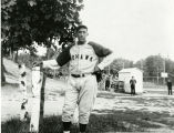 Mohawk Giants player Nestor Lambertis