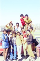 Students Pose in Group Portrait