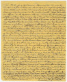 Oaths of Jeremiah Pritchett, Norman McKay, and Noah Agee in a runaway slave case.