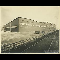 Jones & Laughlin Steel Corporation Warehouse Department