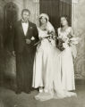 Wedding of Burnis McCloud and Claudine Smith