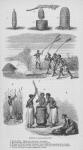 Harvest in Wanyamwezi, 1861
