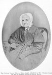 Mrs. Hannah Gould, widow of Elijah Gould, and mother of Rev. Theodore Gould. She was the daughter of John and Tabitha Murray