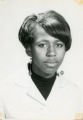 Queen Amos, Riverside Heights High School, Geneva, Alabama, ca. 1965