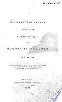 Contributions to the ecclesiastical history of the United States of America /