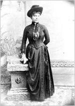 Amanda America Dickson (1849-1893)