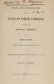 Public laws and resolutions of the State of North Carolina passed by the General Assembly at its session of ...[1913] Laws, etc.; Public laws of North Carolina.