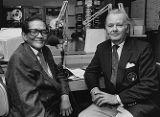 Dr. Jack V. Buerkle and Jimmy Scott