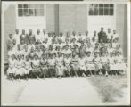 African American class photo