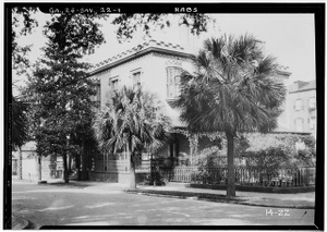 Green-Meldrim House, 327 Bull Street, Savannah, Chatham County, GA