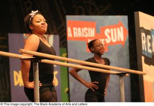 [Young Ballerinas on Stage] Hip Hop Broadway: The Musical