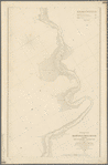 Preliminary chart of Rappahannock River, Virginia