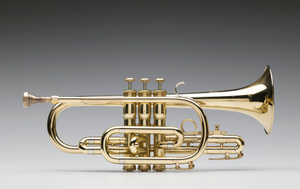 Cornet owned by Maxine Sullivan