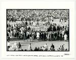 Anti-Vietnam War Rally with Coretta Scott King as speaker. Kezar Stadium, San Francisco, CA. 1967