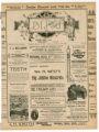 """King of the Opium Ring"" theater program, Bijou Opera House, Minneapolis, Minnesota"