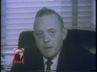 WSB-TV newsfilm clip of George Huddleston, Jr., Alabama congressman, suggesting connections between communists and civil rights workers in Washington, D.C., 1963 May 13