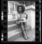 Thumbnail for Actress Pam Grier during interview in Los Angeles, Calif., 1976