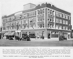 The Overton building located at 3621 South State Street, might be considered a modest monument to the business genius of its owner, Anthony Overton