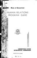 Human relations program guide