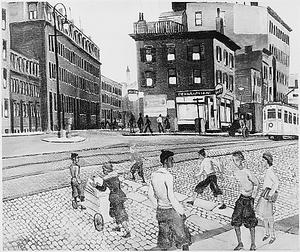 Douglass Square, Boston