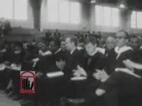 Series of WSB-TV newsfilm clips of Dr. Martin Luther King, Jr. speaking about the need for tolerance, 1966 November