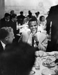 Harry Belafonte in L. A. for engagement at Greek