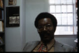 John Blassingame in office, Yale University, 1979. (Notebook 4)