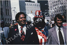 Jackson, Maynard, circa 1975