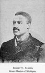 Robert C. Barnes, Grand Master of Michigan